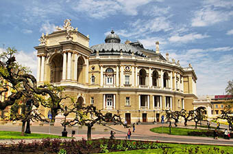 Odessa private city tour
